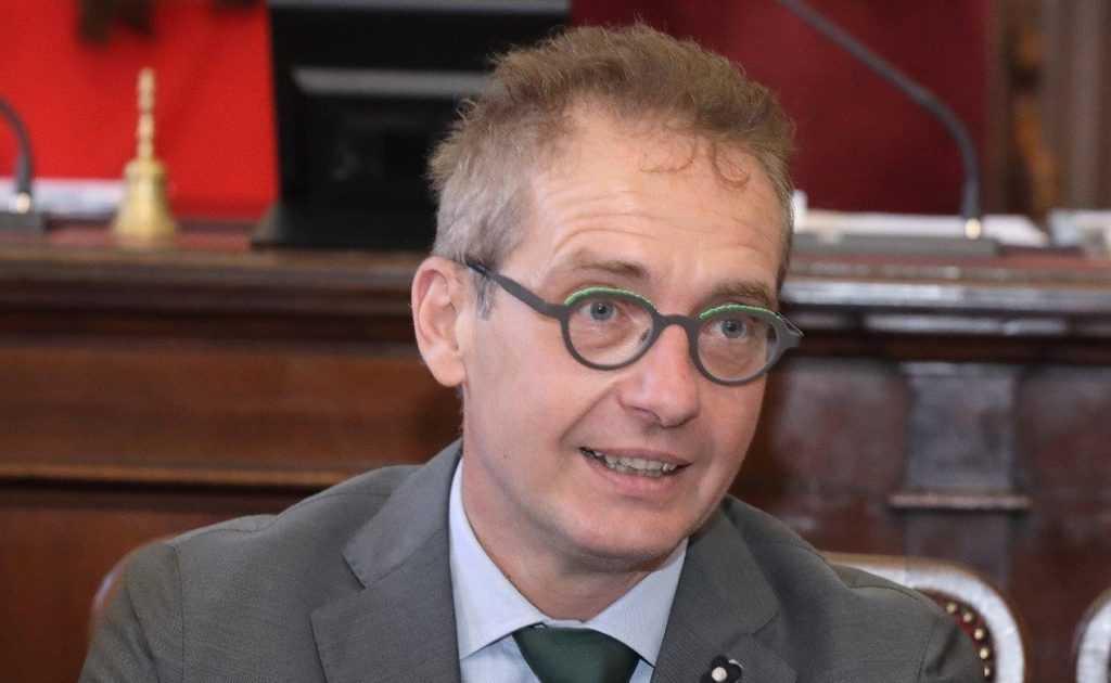 Polledri premiato dall'Associazione ex allievi del collegio San Vincenzo