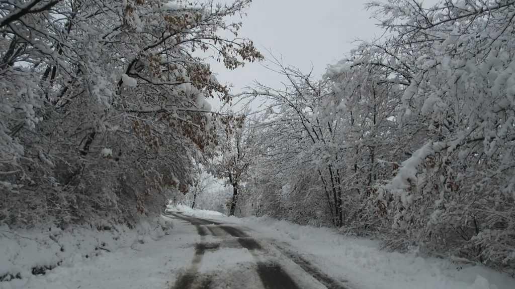 In arrivo nevicate anche sul Piacentino