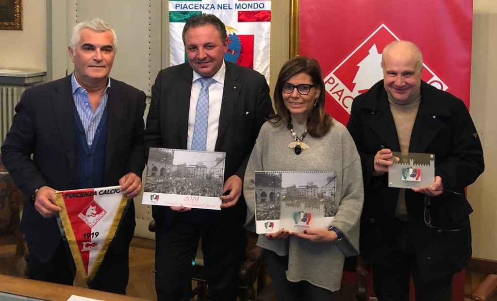 Piacenza Calcio e piacentini all'estero