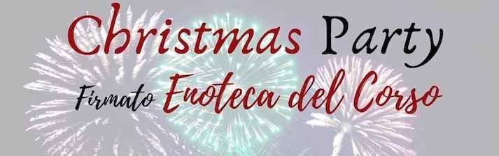 Christmas Party a Piacenza all'Enoteca del Corso