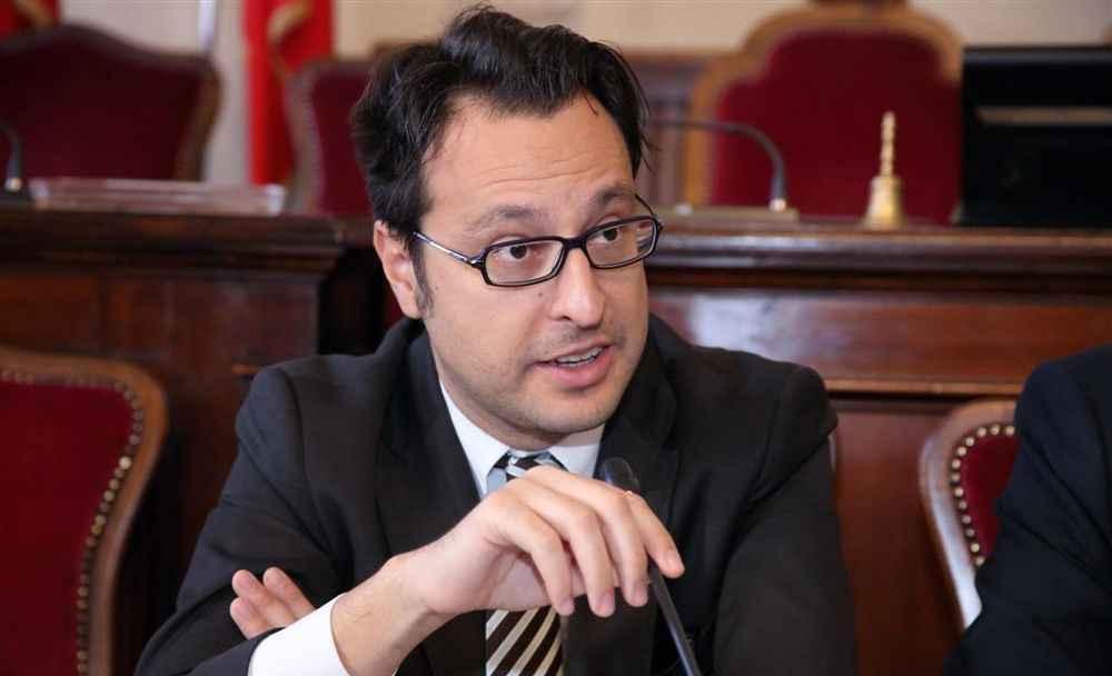 Daniel Negri sulla logistica a Roncaglia