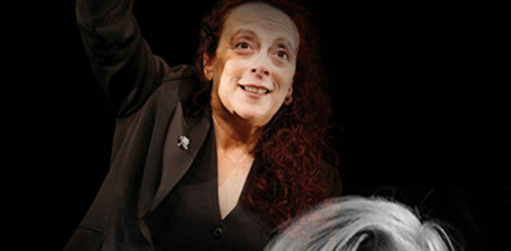 Laura Curino al verdi di Fiorenzuola