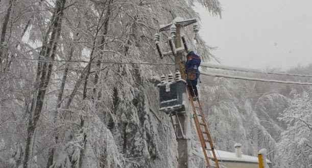 Reti elettriche e maltempo