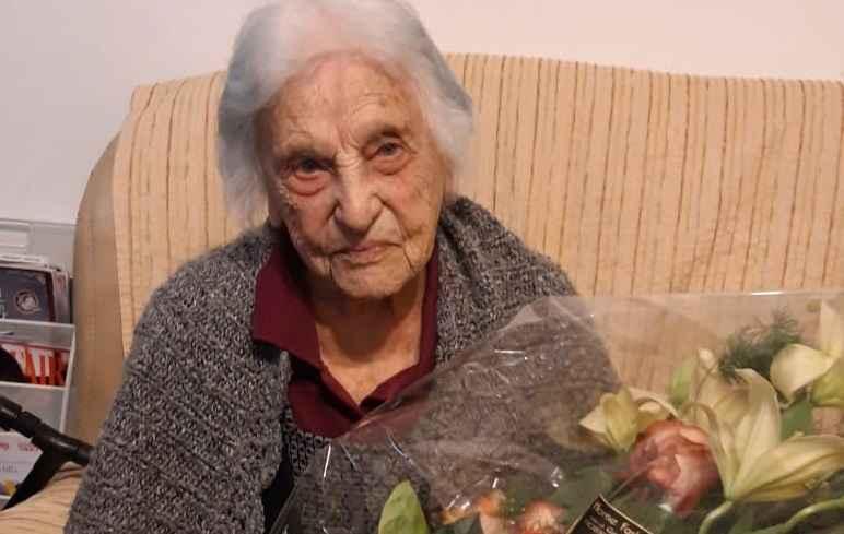 Ida Frazzon spegne 108 candeline