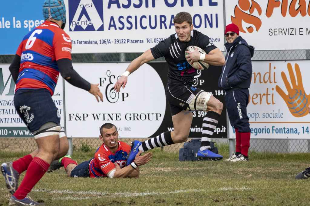 Rugby, Lyons, Milano